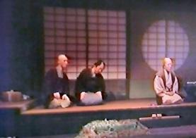 7-18/30-55 舞台「小林一茶」井上ひさし作 木村光一演出 こまつ座の時代(アングラの帝王から新劇へ)_f0325673_11561335.jpg