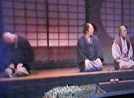 7-19/30-56 舞台「小林一茶」井上ひさし作 木村光一演出 こまつ座の時代(アングラの帝王から新劇へ)  _f0325673_13093323.jpg