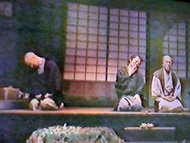 7-19/30-56 舞台「小林一茶」井上ひさし作 木村光一演出 こまつ座の時代(アングラの帝王から新劇へ)  _f0325673_13130241.jpg