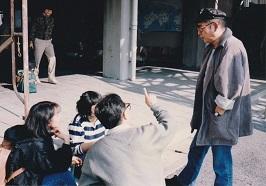 7-21/30-58 舞台「小林一茶」井上ひさし作 木村光一演出 こまつ座の時代(アングラの帝王から新劇へ)_f0325673_13562794.jpg