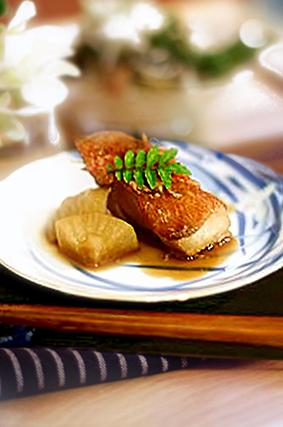 クレソンの芥子酢味噌和えと牛蒡の牛スジ炒め_e0137277_16241247.jpg