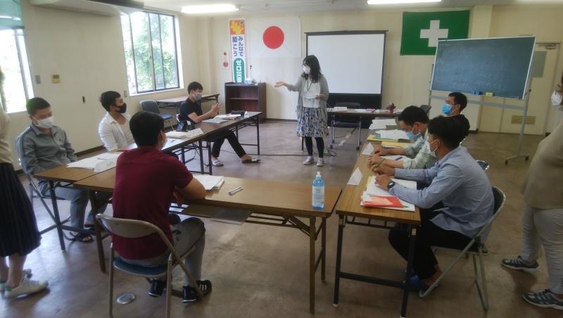 技能実習生の日本語教室を開催してます!_b0254686_15351302.jpg