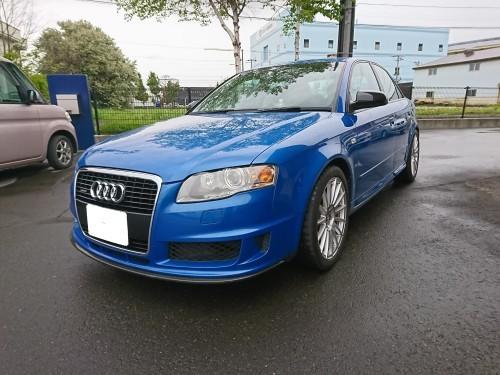 RACE CHIP GTS取付 Audi S3_c0219786_18345855.jpg