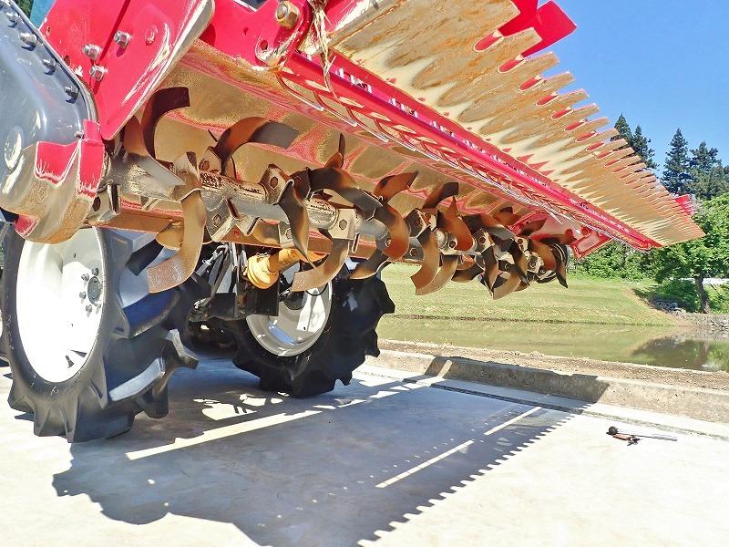 週末の兼業農家は作業機械の格納をしました_c0336902_19464706.jpg