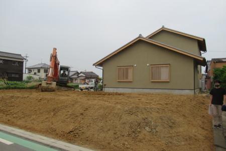 「駒場の家」外構工事打合せ_b0179213_19260695.jpg
