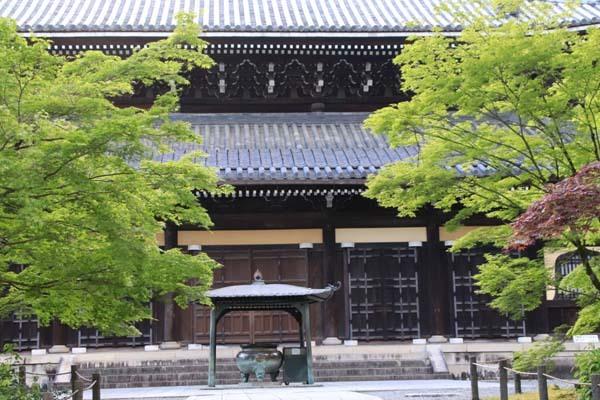 南禅寺 朝参り_e0048413_18220666.jpg