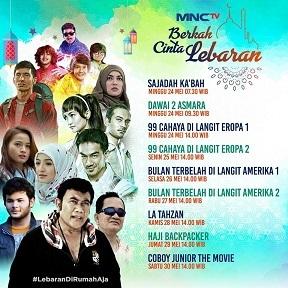 関西が舞台のインドネシアの映画:LA TAHZAN (Jangan Bersedih) その4@MNC TV 5/28 14.00 _a0054926_09032360.jpg