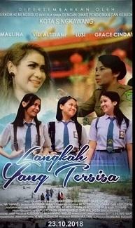 インドネシアの映画:Langkah yang Tersisa@TVRI 5/26 21:30 - 23:30_a0054926_16363015.jpg
