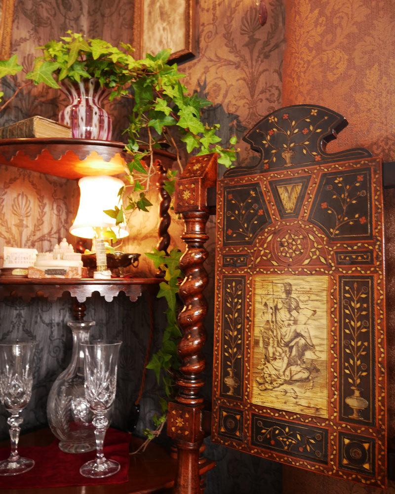 Vol.50  イタリアの女神の椅子に願いをこめて_d0166936_18284858.jpg