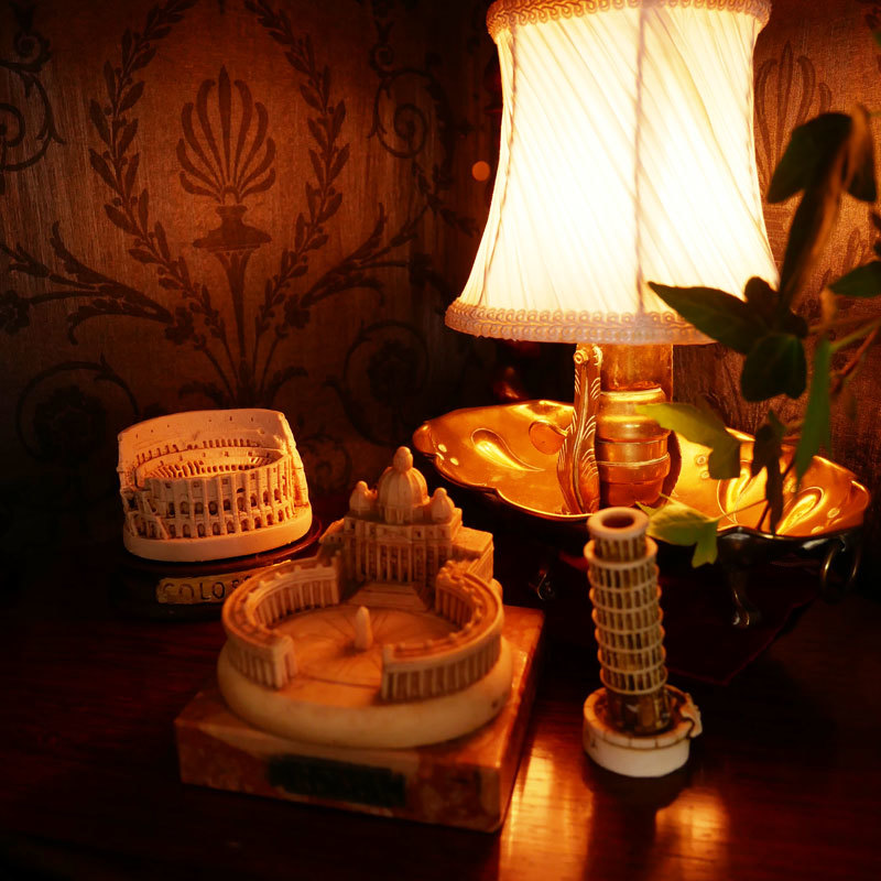 Vol.50  イタリアの女神の椅子に願いをこめて_d0166936_18284887.jpg