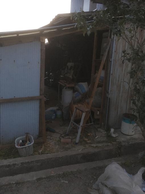南側の納屋。その1。_f0182246_21172527.jpg