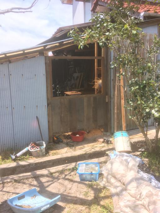 南側の納屋。その1。_f0182246_21185069.jpg