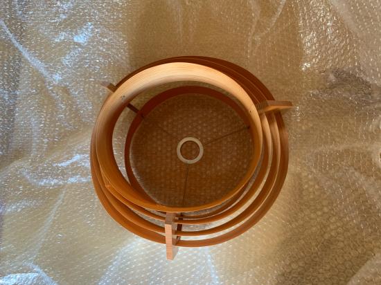 ヤコブセンランプ名作 JAKOBSSON LAMP 照明器具 修理 27_f0053665_00203683.jpg