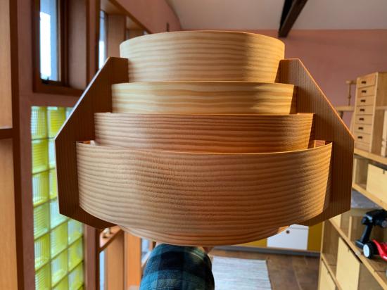 ヤコブセンランプ名作 JAKOBSSON LAMP 照明器具 修理 27_f0053665_00211764.jpg