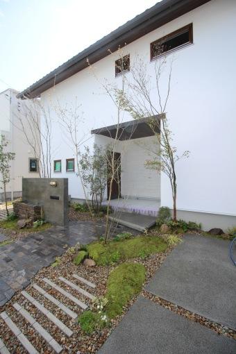 施工実績を更新しました~ガーデン雑貨販売と外構工事の広島市佐伯区楽樹工房_f0205877_10593338.jpg