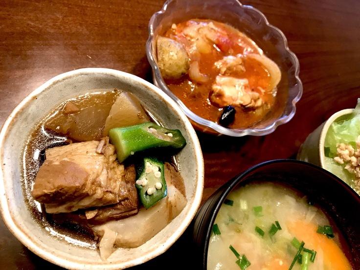 5/27水☆wappoiで買ったお惣菜と鶏そぼろ_c0212604_12294921.jpg