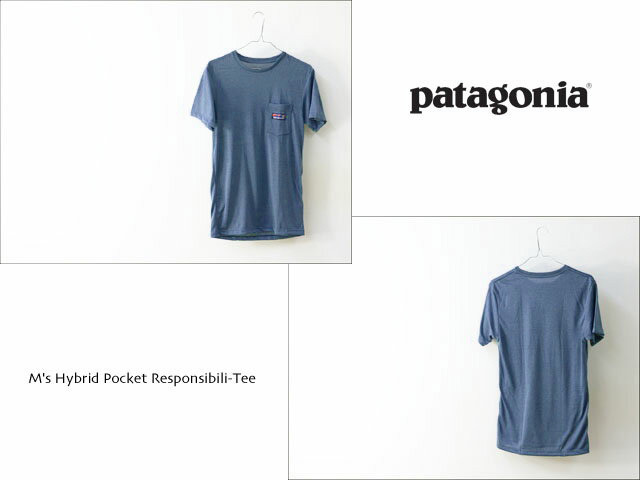 Patagonia [パタゴニア] Men\'s Hybrid Pocket Responsibili-Tee [52675] メンズ・ハイブリッド・ポケット・レスポンシビリティー MEN\'S_f0051306_14053394.jpg