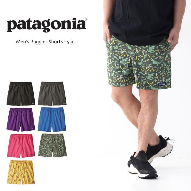 Patagonia [パタゴニア] Men\'s Baggies Shorts - 5 in. [57021] メンズ・バギーズ・ショーツ(13cm)・ショートパンツ・トレーニングパンツ_f0051306_14444714.jpg