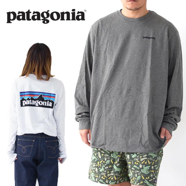Patagonia [パタゴニア] Men\'s L/S P-6 Logo Responsibili-Tee[38518] メンズ・ロングスリーブ・P-6ロゴ・レスポンシビリティー・MEN\'S_f0051306_15191041.jpg