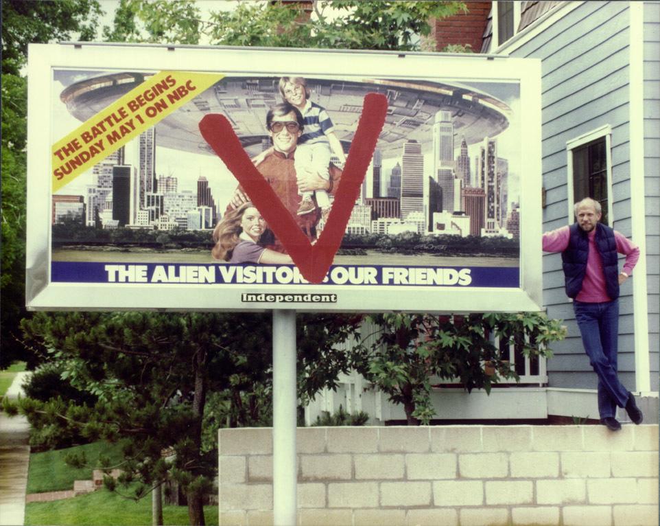V (1983) & V: THE FINAL BATTLE (1984)_c0047930_03083537.jpg
