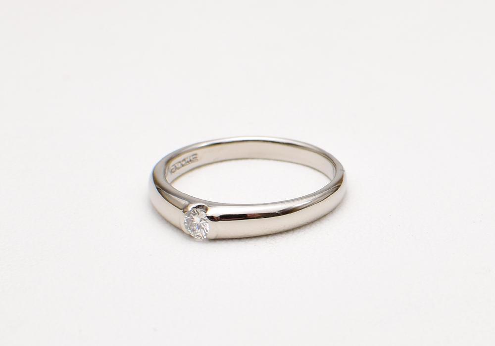指輪の新品仕上げ_c0346851_16150395.jpg