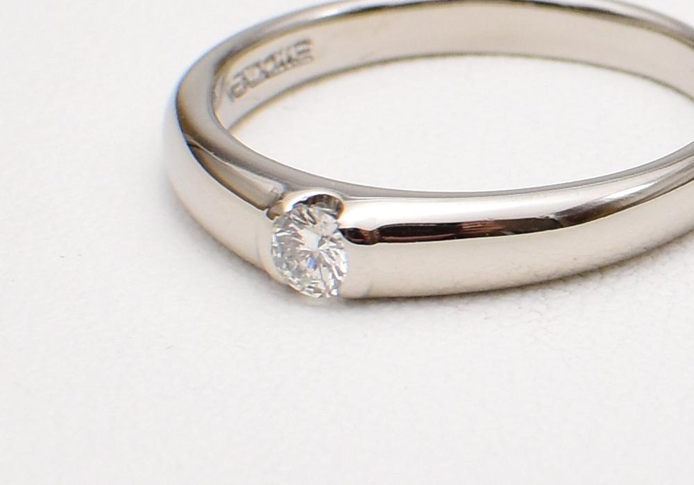 指輪の新品仕上げ_c0346851_16152428.jpg