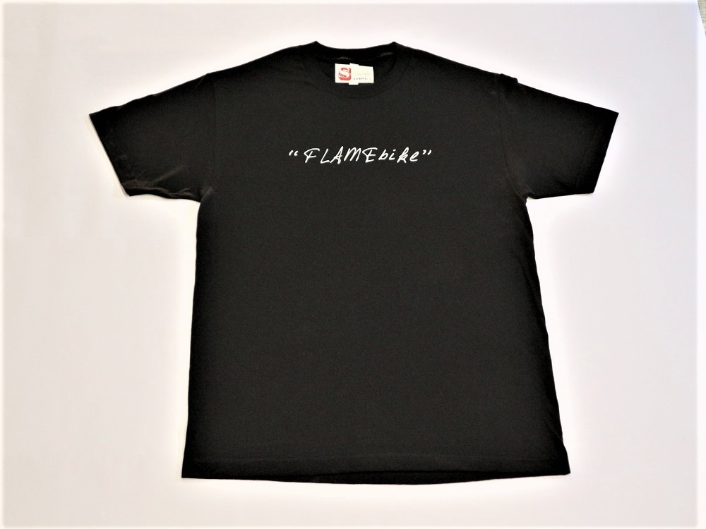 【SHANTii × FLAME bike TEE】まもなく再販!!_e0188759_11263963.jpg