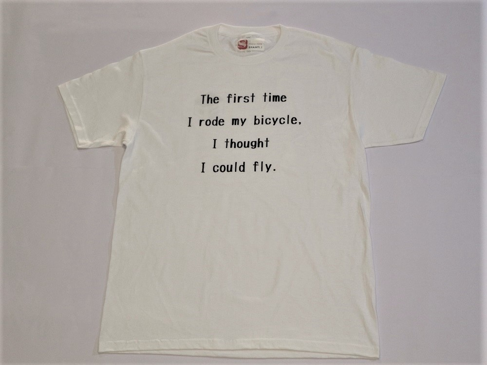 【SHANTii × FLAME bike TEE】まもなく再販!!_e0188759_11271168.jpg