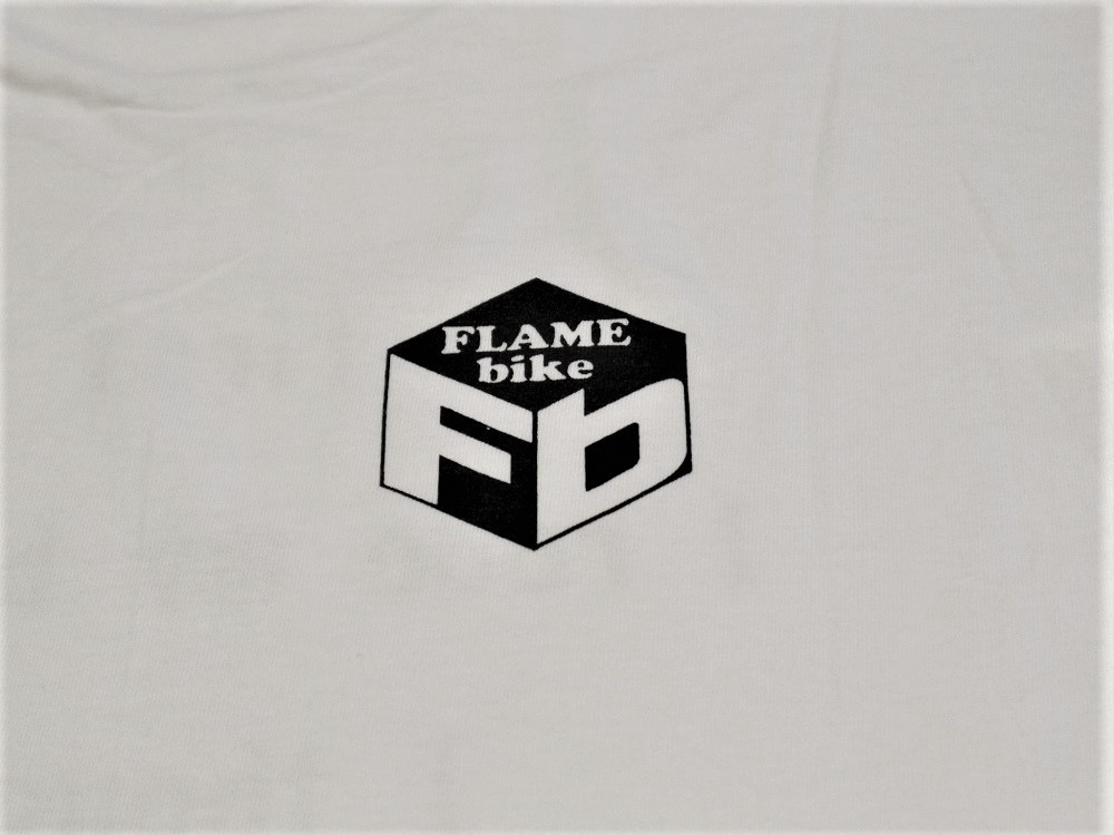 【SHANTii × FLAME bike TEE】まもなく再販!!_e0188759_11271624.jpg