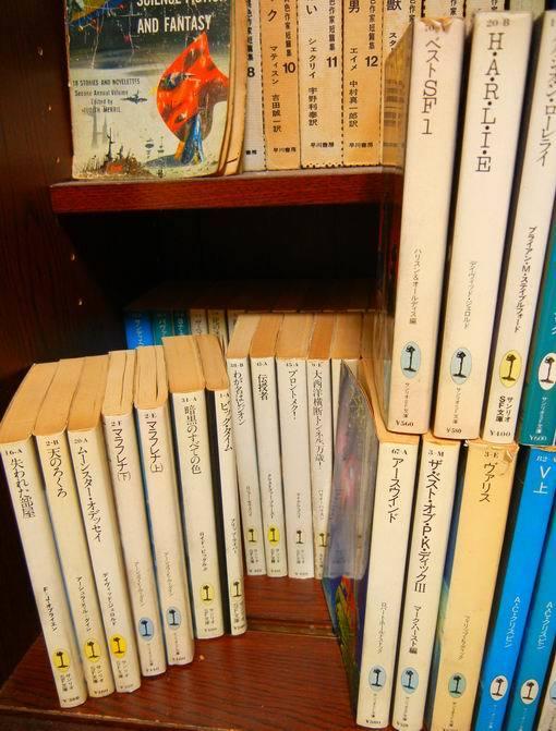 「2001年宇宙の旅」シリーズの書籍_e0002769_22254375.jpg
