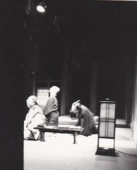7-24/30-61 舞台「小林一茶」井上ひさし作 木村光一演出 こまつ座の時代(アングラの帝王から新劇へ)_f0325673_15252455.jpg