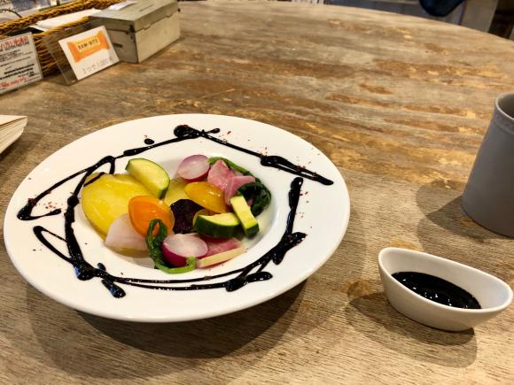 パプリカ食堂ヴィーガン(新町 西区大阪市)_d0339676_21151356.jpg