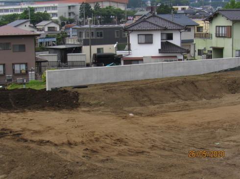 5/27 総合児童施設建設始まる_e0185893_07301041.jpg