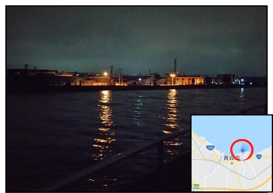 【ただの雑記】深夜のよっちゃんイカ釣り_f0205396_00445679.jpg