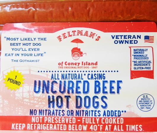 フェルトマンズ・オブ・コニー・アイランド(Feltman\'s of Coney Island)のホットドック試食会、パン粉でジップロックお漬物_b0007805_01110012.jpg