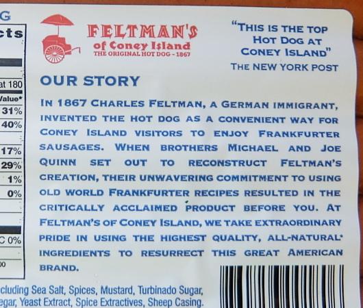 フェルトマンズ・オブ・コニー・アイランド(Feltman\'s of Coney Island)のホットドック試食会、パン粉でジップロックお漬物_b0007805_01180627.jpg