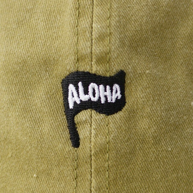 DELICIOUS [デリシャス].ALOHA CAP [HMCA-06]_f0051306_18211646.jpg