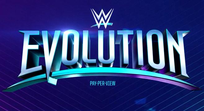 WWEがWWEエボリューション2を開催するかも?_c0390222_19443462.jpg