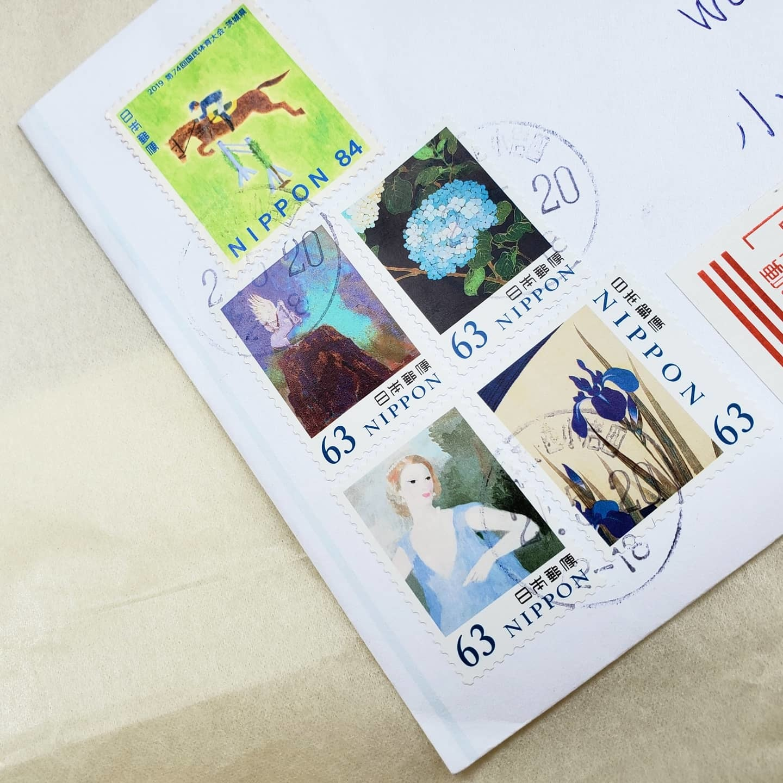 手紙は1200年続く情緒的価値_e0334462_02215664.jpg