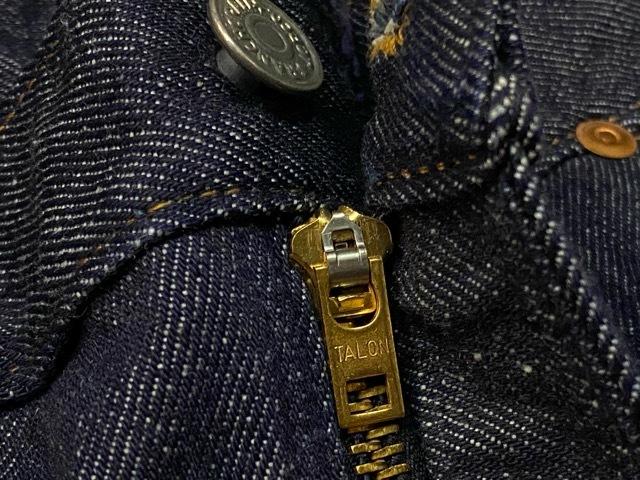 5月30日(土)大阪店オンラインストアVintageボトムス入荷日!!#3 60\'s COWDEN 7-11ブラックコットンツイル,濃い濃いRANCHCRAFT&Lee191Z!!_c0078587_13011001.jpg