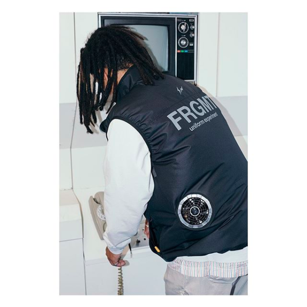 UE × Fragment × BURTLE - AIR CRAFT VEST_c0079892_18431390.png