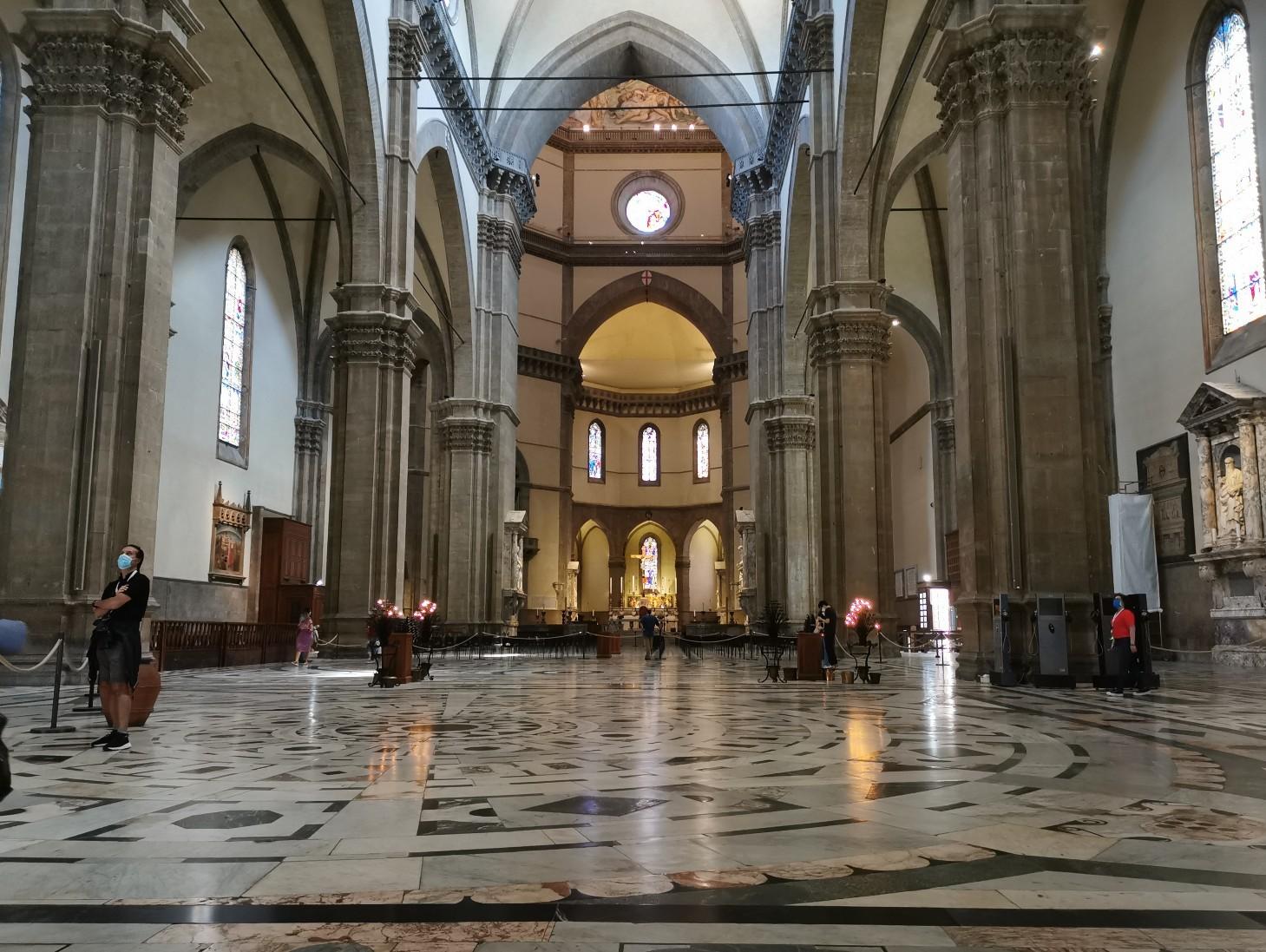 祈り〜フィレンツェ、サンタマリア・デル・フィオーレ大聖堂_f0106597_06121984.jpg