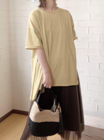 アシンメトリーTシャツ【米子店】_e0193499_12145311.jpg
