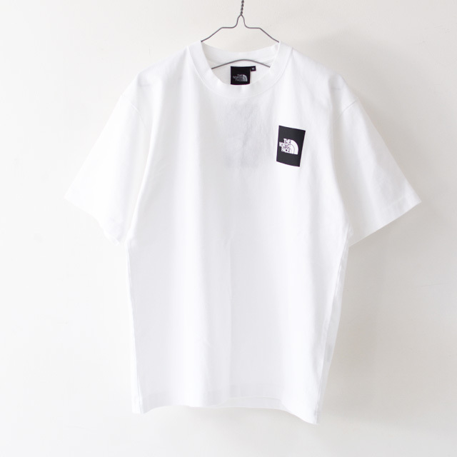 THE NORTH FACE [ザ ノースフェイス正規代理店] M S/S Pictured Square Logo Tee [NT32036] Tシャツ・MEN\'S _f0051306_17353194.jpg