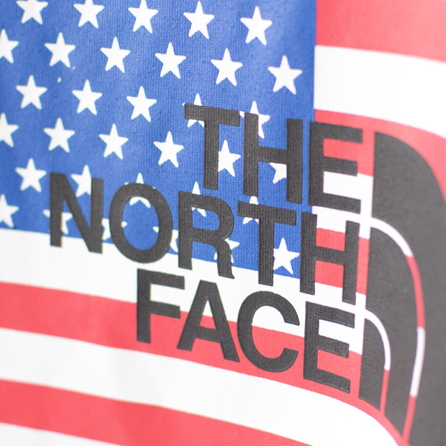 THE NORTH FACE [ザ ノースフェイス正規代理店] M S/S National Flag Tee [NT32053] Tシャツ・半袖・MEN\'S _f0051306_17471567.jpg