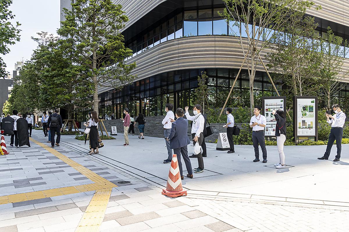 今日の都心は大騒ぎ!  東京Step1_4    5月29日(金)  6927_b0069507_15034289.jpg
