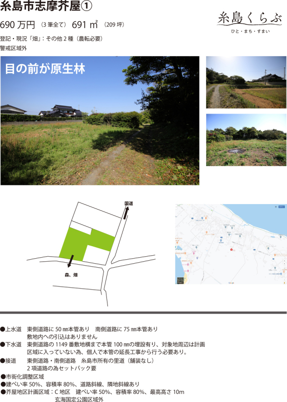 野草と柑橘の酵素、そして糸島の土地探し_e0029115_14382495.jpg