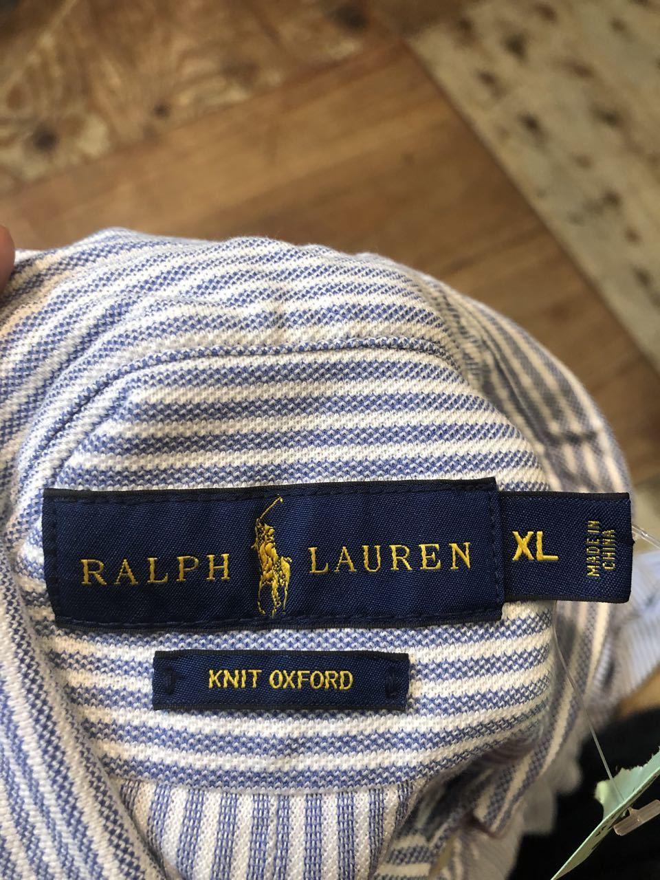 5/30(土)入荷!Ralph Lauren ラルフローレン プルオーバー ストライプ ボタンダウンシャツ!_c0144020_13522218.jpg
