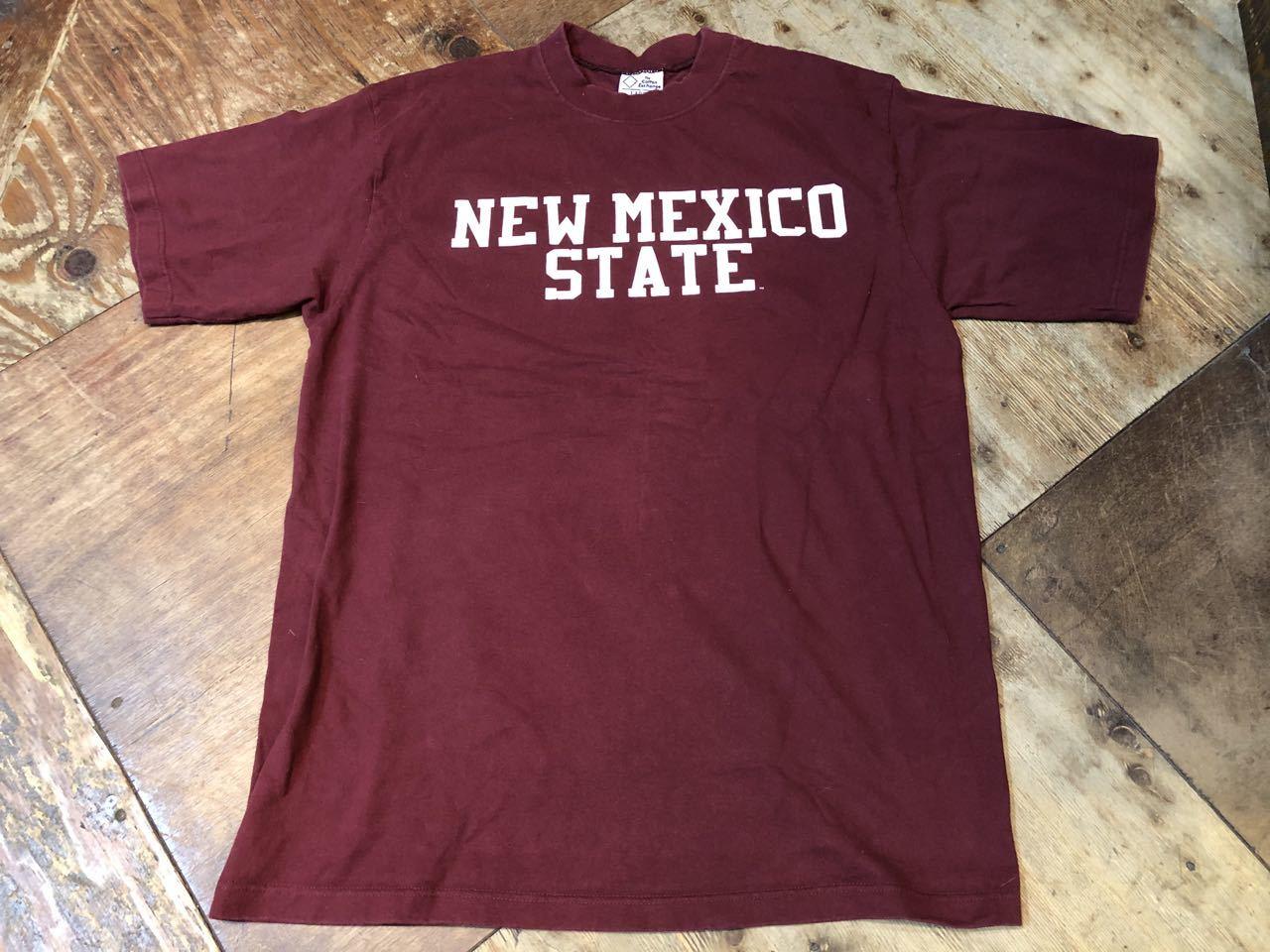 5/30(土)入荷! 90s  The cotton Exchange  NEW MEXICO STATE all cotton  Tシャツ!Made in U.S.A!_c0144020_13570723.jpg