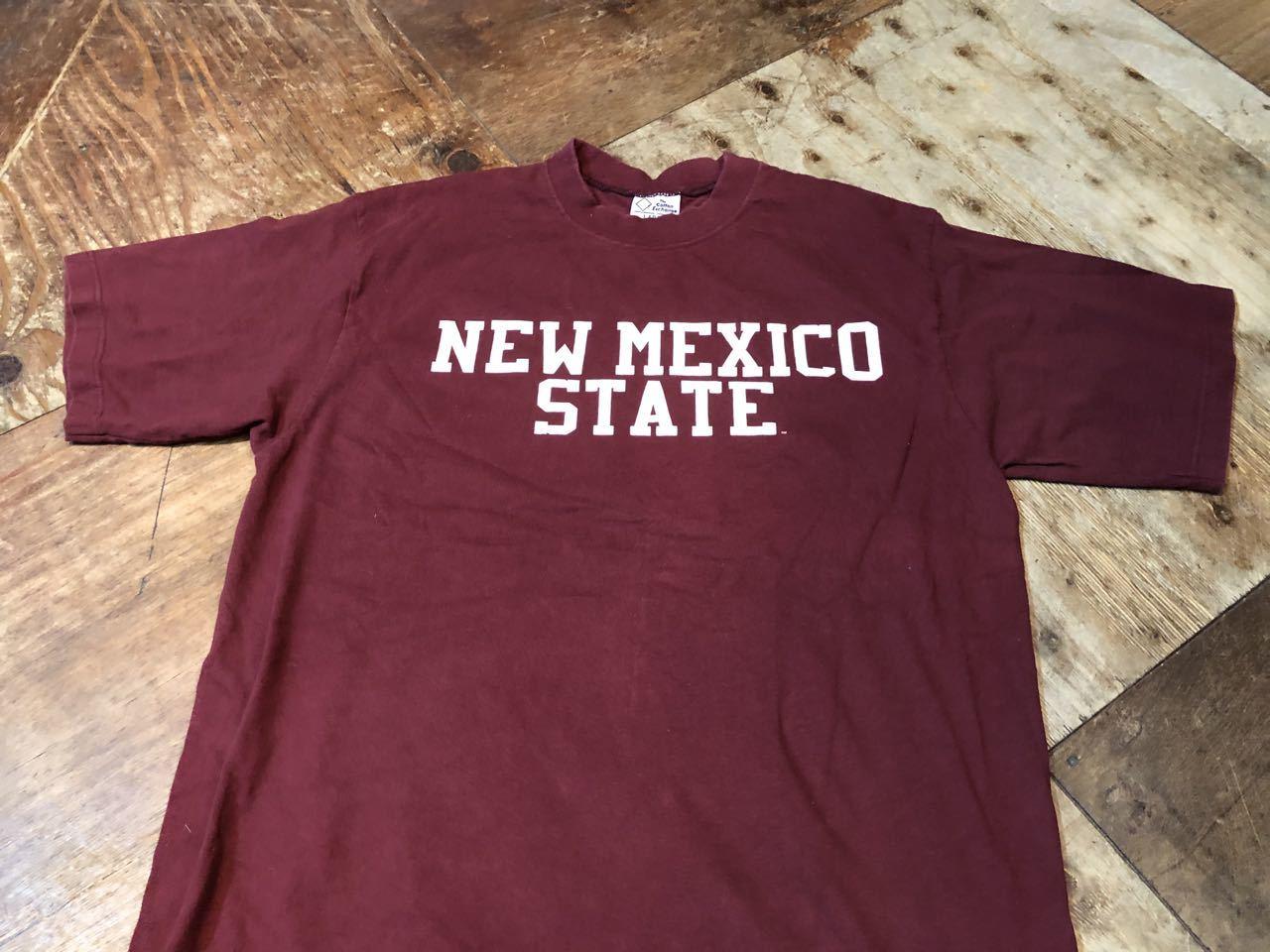 5/30(土)入荷! 90s  The cotton Exchange  NEW MEXICO STATE all cotton  Tシャツ!Made in U.S.A!_c0144020_13571096.jpg
